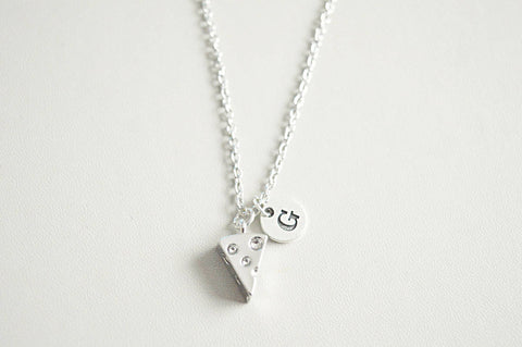 Cheese Charm Necklace - YouLoveYouShop