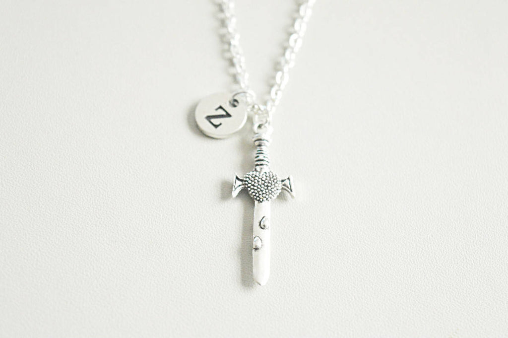 Sword Necklace - YouLoveYouShop