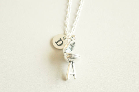 BBQ Grill Necklace - YouLoveYouShop