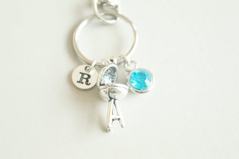 BBQ Grill Keychain - YouLoveYouShop