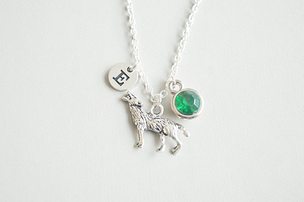 Wolf Necklace - YouLoveYouShop