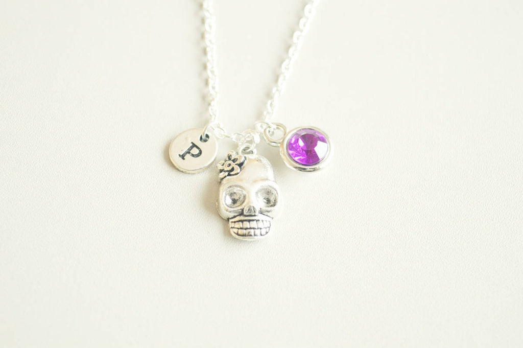 Skull Necklace - YouLoveYouShop
