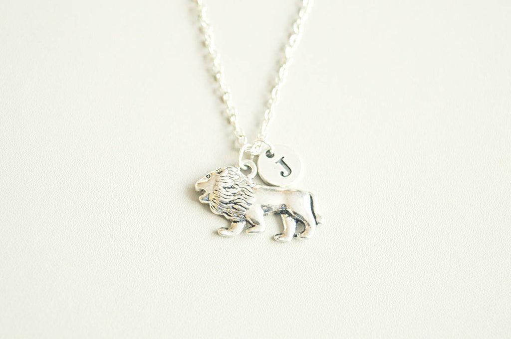 Lion Necklace - YouLoveYouShop