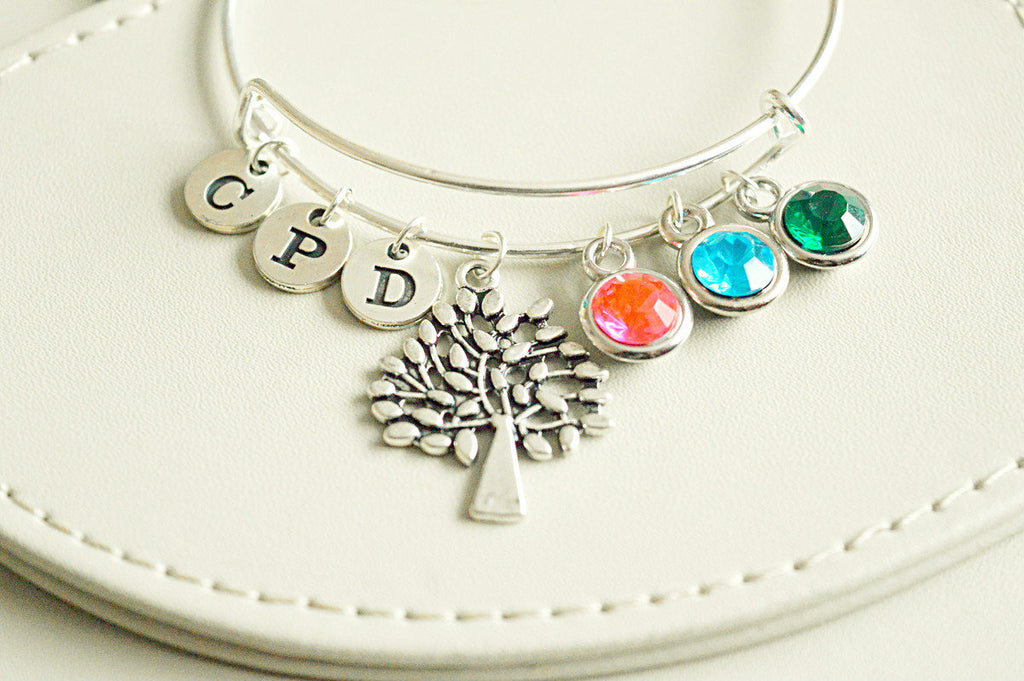 Family Tree Bracelet - YouLoveYouShop