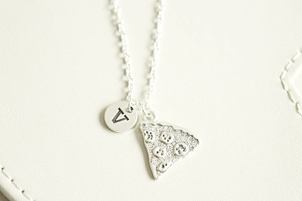 Pizza Friendship Necklace - YouLoveYouShop