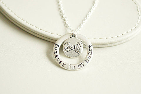 Condolence Necklace - YouLoveYouShop
