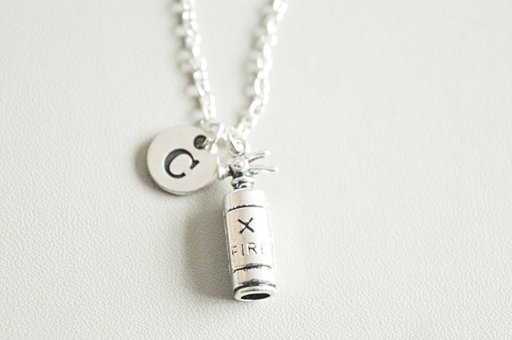 Fire Extinguisher Necklace - YouLoveYouShop