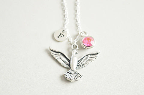 Dove Necklace - YouLoveYouShop
