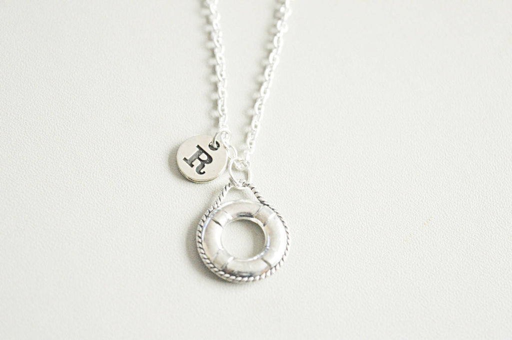 Lifebuoy Necklace - YouLoveYouShop