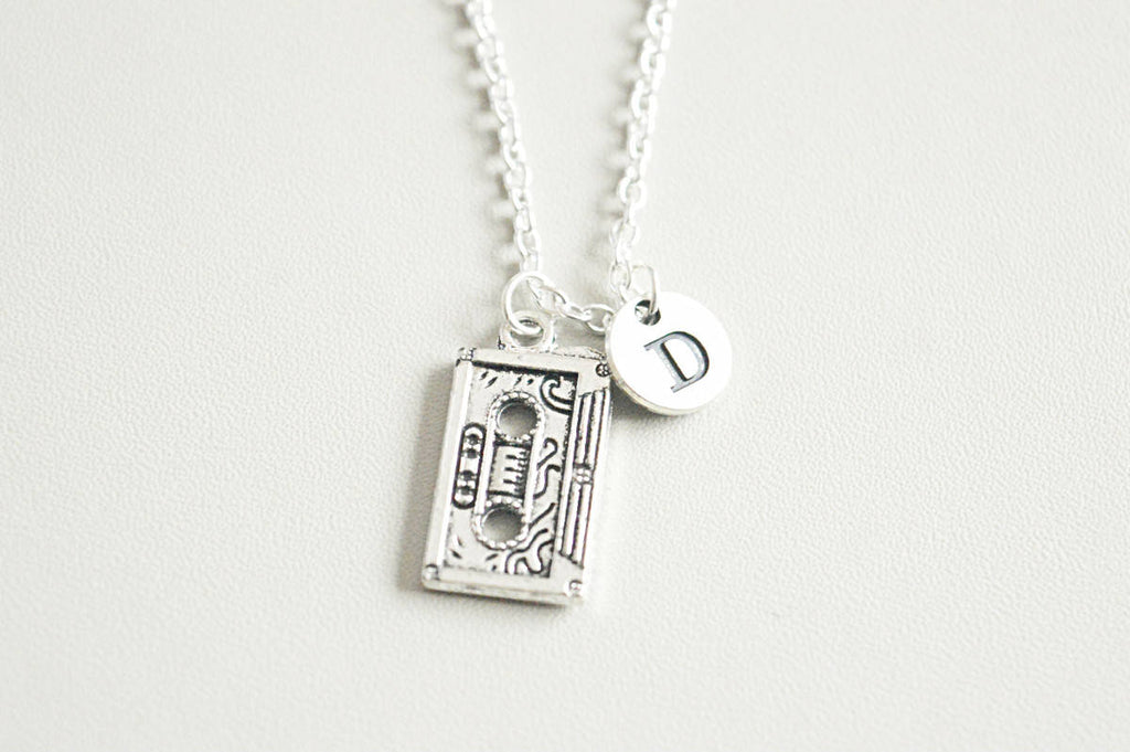 Cassette Tape Necklace - YouLoveYouShop