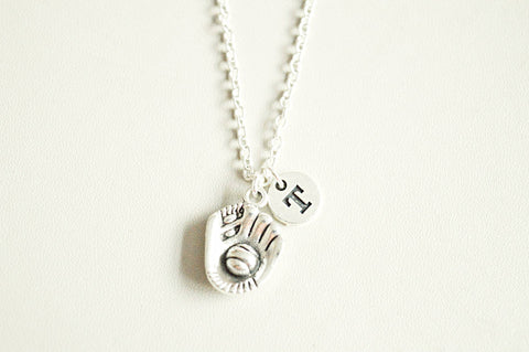 Softball Necklace - YouLoveYouShop