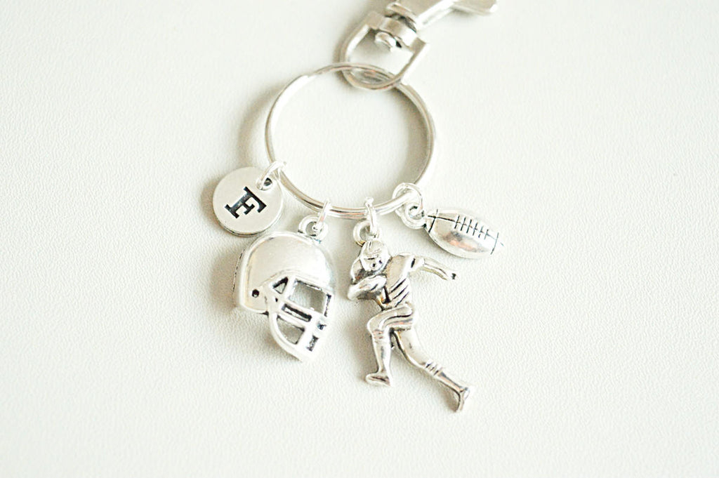 Football Keyring - YouLoveYouShop
