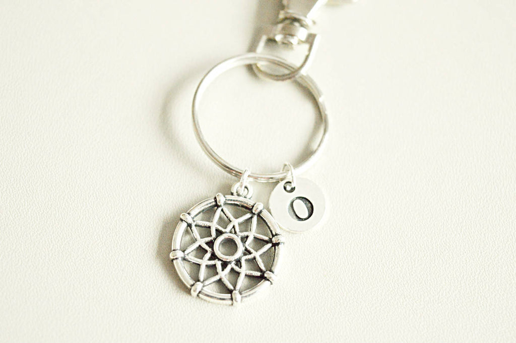 Dream Catcher Keyring - YouLoveYouShop