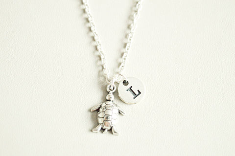 Sea Turtle Necklace - YouLoveYouShop
