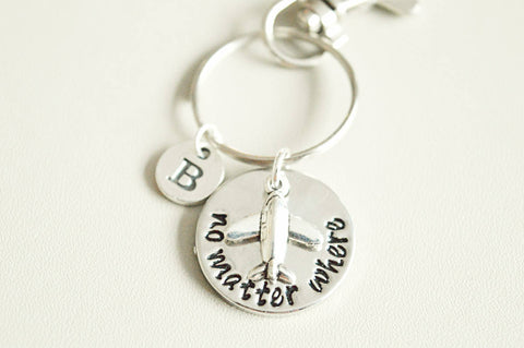 Boyfriend Gift, Distance keying, Boyfriend Gift, Valentines day gift,  Distance relationship, ldr, bff, no matter where, girlfriend gift - YouLoveYouShop