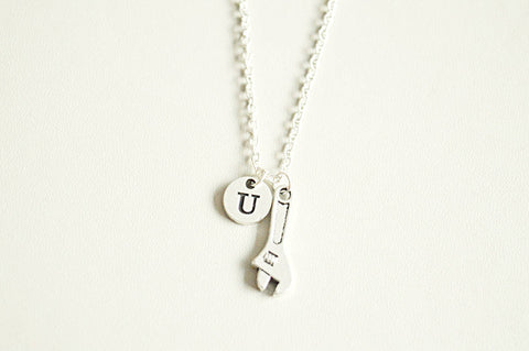 Wrench Necklace - YouLoveYouShop