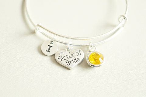 Sister of Bride Gift - YouLoveYouShop