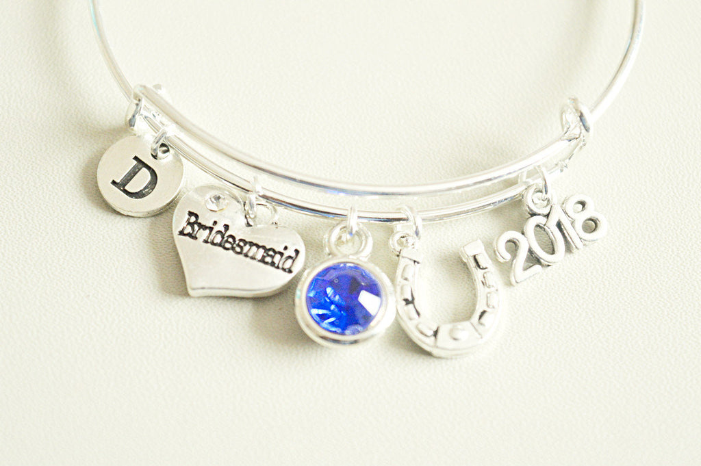 bridesmaid gift, bridesmaid bracelet, bridesmaid jewelry, will you be my bridesmaid, SET OF 2 3 4 5 6 7 8, gifts for bridesmaids, 2018