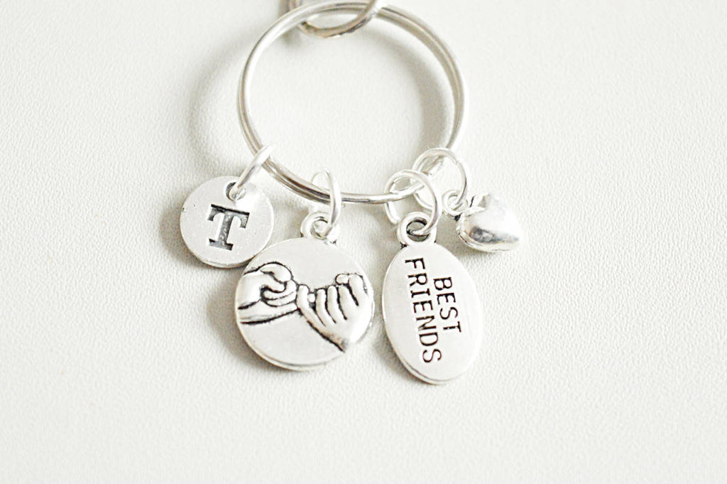 Friend Keyring Gift - YouLoveYouShop