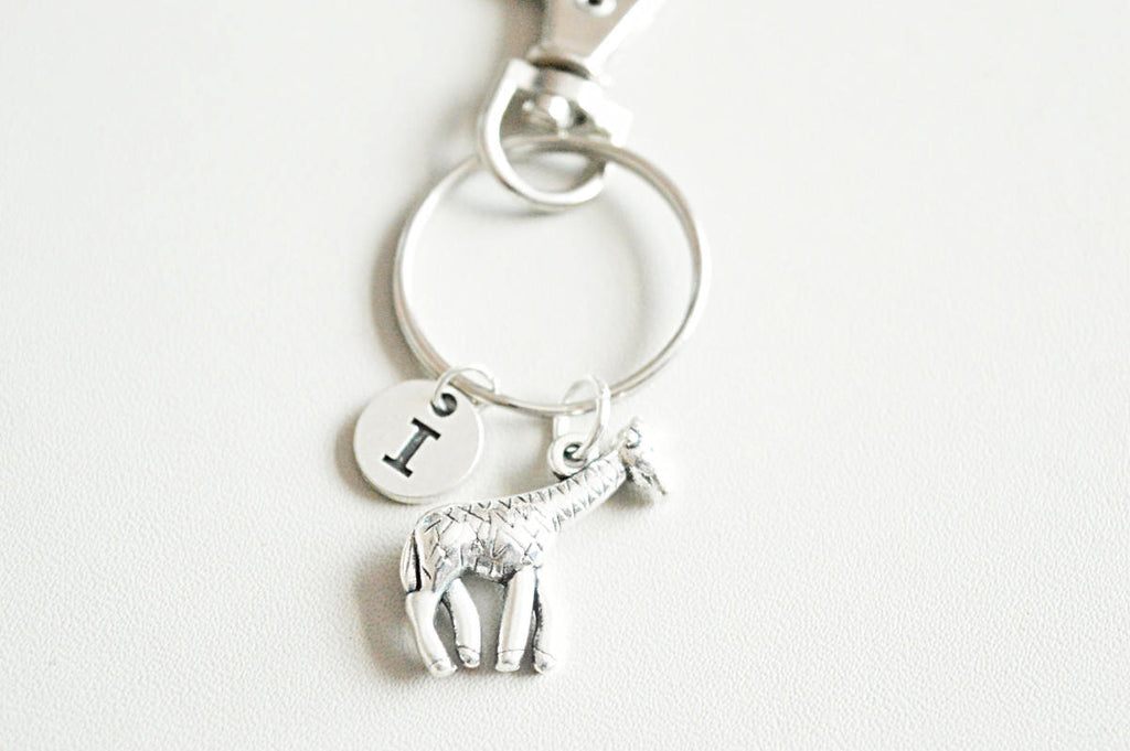 Animal Charm Keyring - YouLoveYouShop