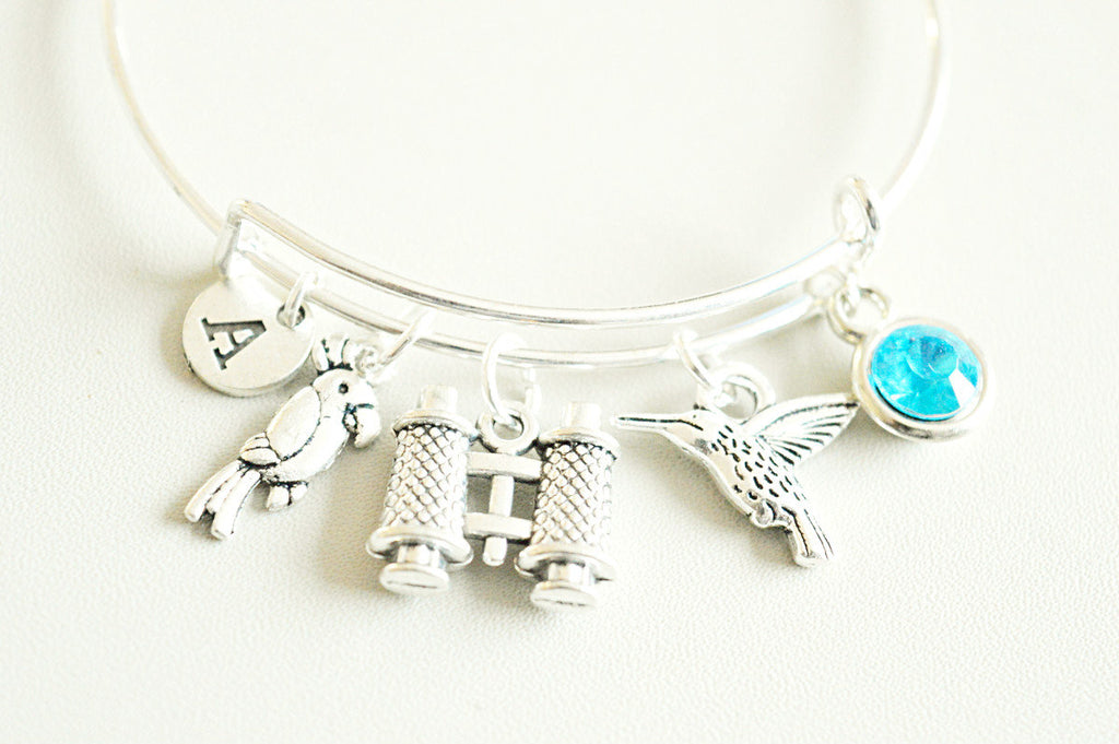 Bird Lover Bracelet - YouLoveYouShop