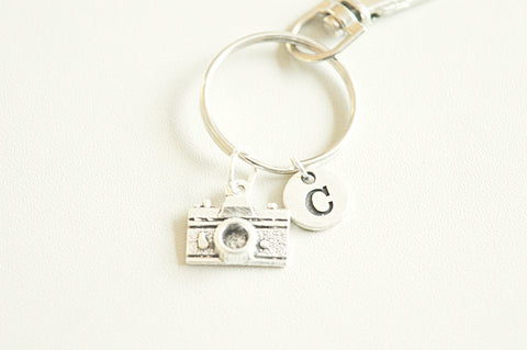 Camera Gift, Mens Camera gift, Gift for Husband, Gift for brother, Camera Keychain, Camera keychain, Camera lover  gift, Birthday gift