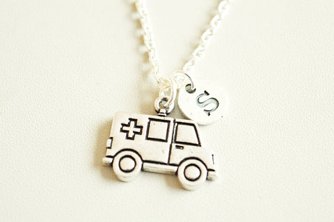 Ambulance Necklace