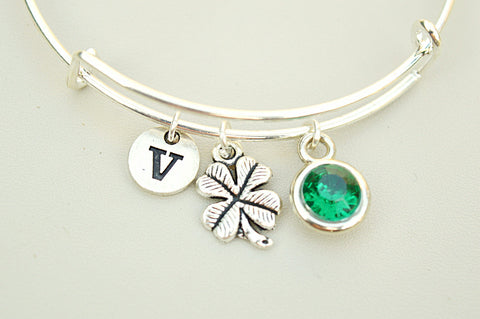Shamrock Bracelet - YouLoveYouShop