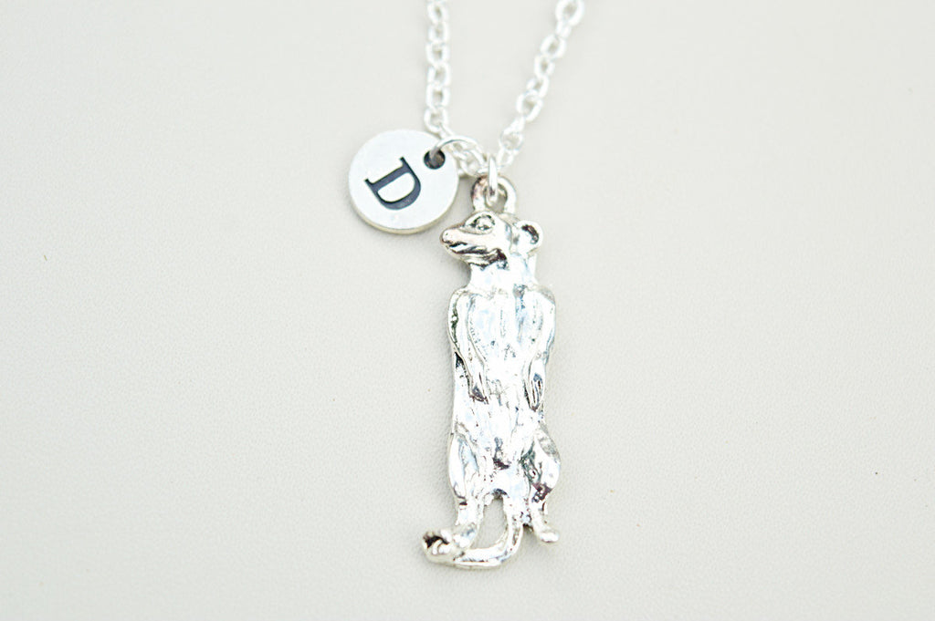 Meerkat Necklace - YouLoveYouShop
