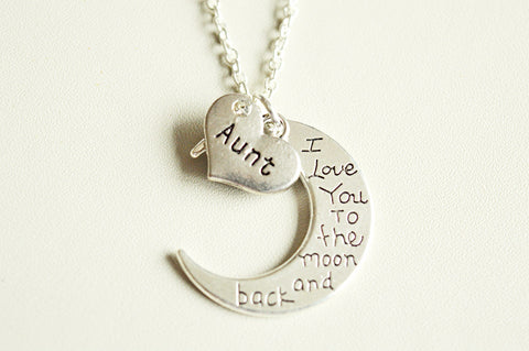 Aunt Necklace - YouLoveYouShop