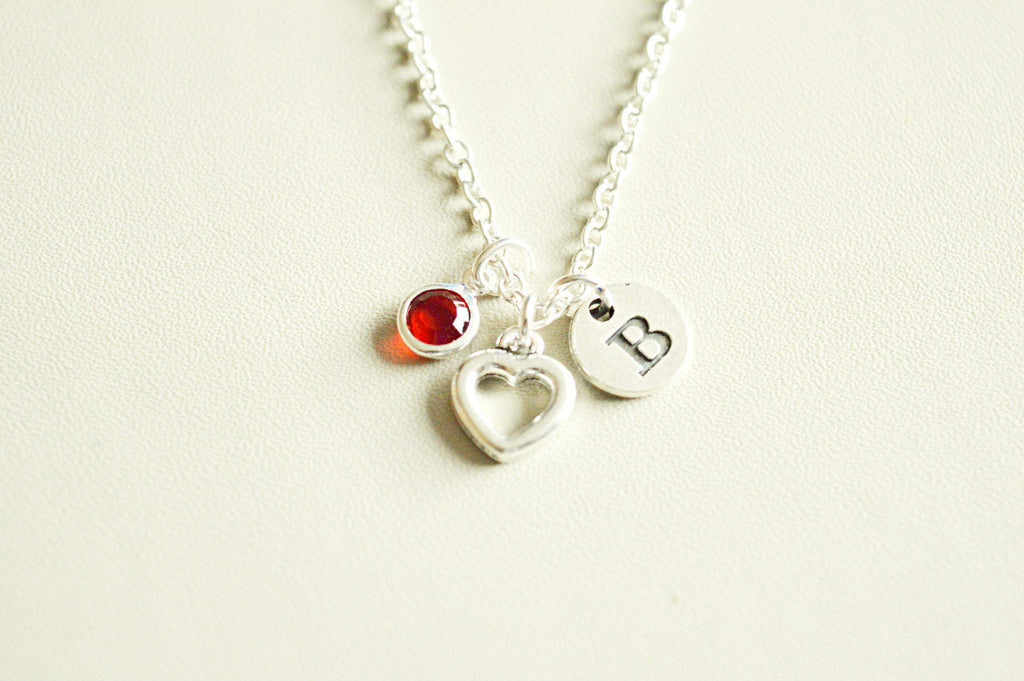 Personalized Birthday Necklace - YouLoveYouShop