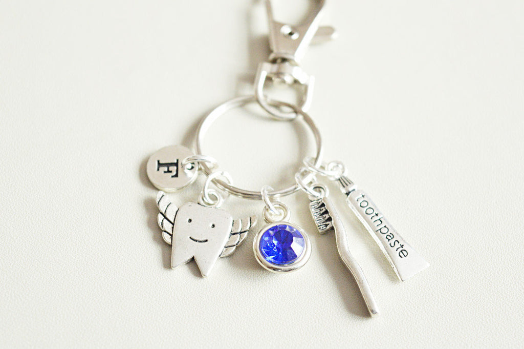 Dentist Keychain - YouLoveYouShop