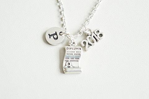 Graduation Necklace - YouLoveYouShop