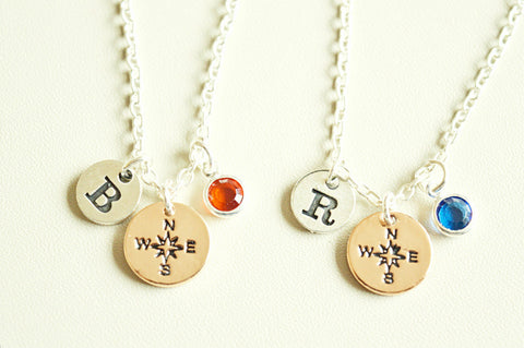 Best Friends Necklace Set - YouLoveYouShop