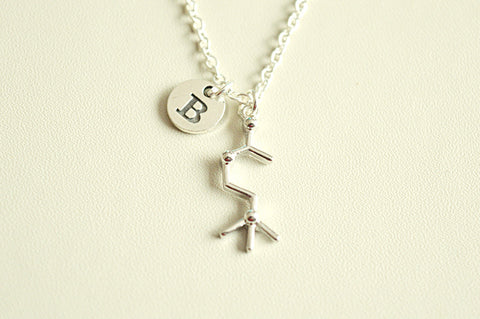 Acetylcholine Necklace