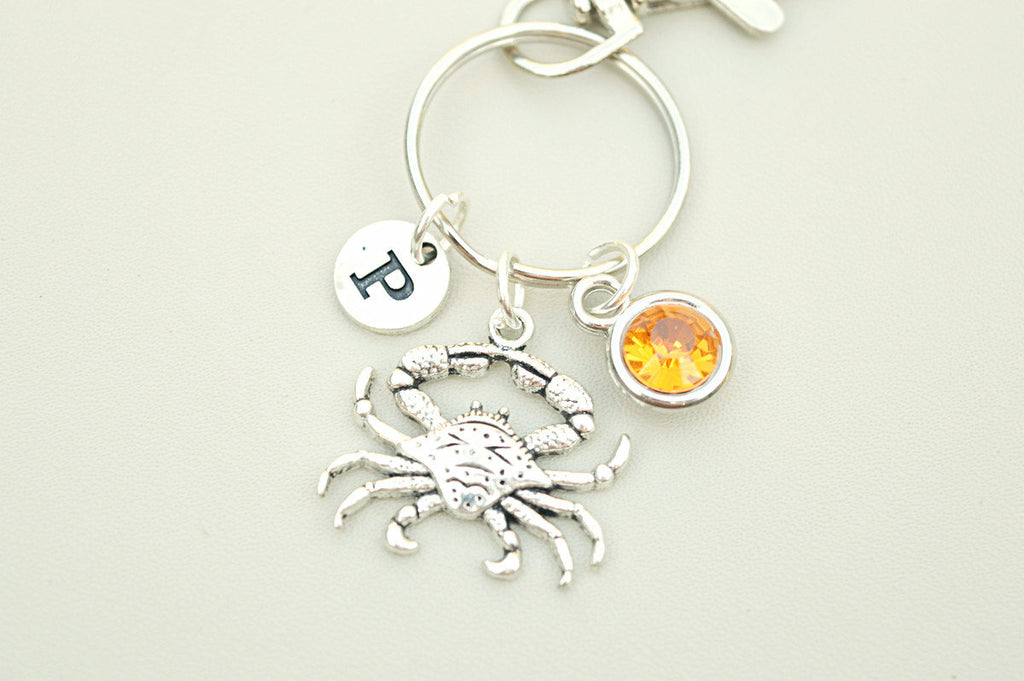 Crab Keychain - YouLoveYouShop