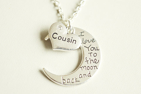 Cousin Necklace - YouLoveYouShop