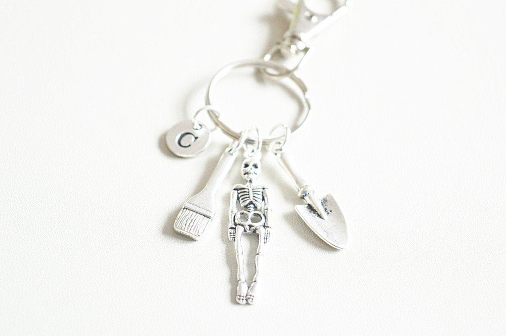 Anthropology Gift, Anthropologist Gift,  Anthropology Teacher gift, Anthropology student gift, Anthropology Keyring, History,  Sociology