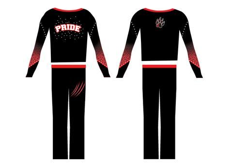 Pride Level 5 boys Uniform 2018