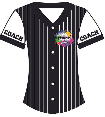 Coaches Baseball Shirt 2019