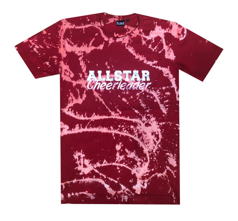All Star Cheerleader - Red