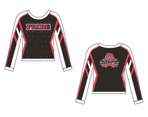 Pride CheerSport Uniform Boys 2019
