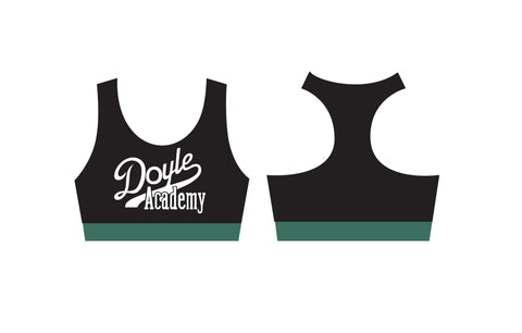 Doyle Academy Crop Top