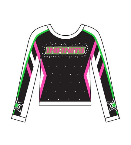 Infinity CheerSport Uniform Boys 2019