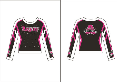 Legacy CheerSport Uniform Boys 2019