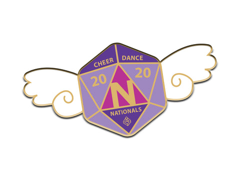 Nationals Pin 2020