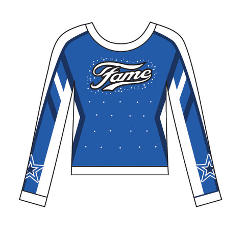 Fame Cheersport Uniform Boys 2019