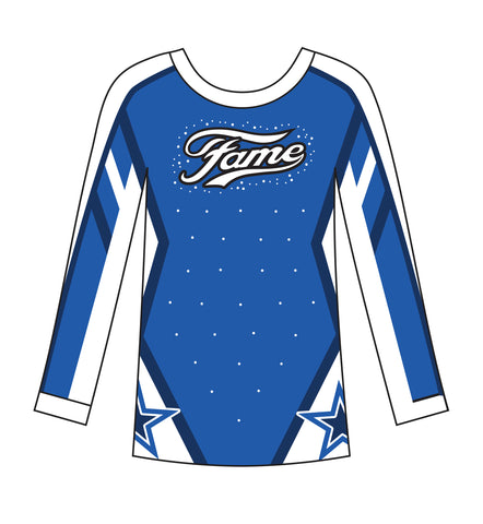 Fame Cheersport Uniform 2020