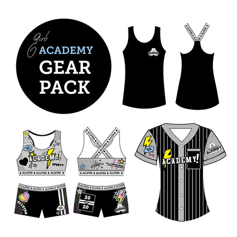 Academy Gear Pack 2020 (Girls)