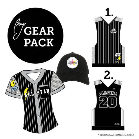 BOYS Gear Pack 2020 (ALL GYMS)